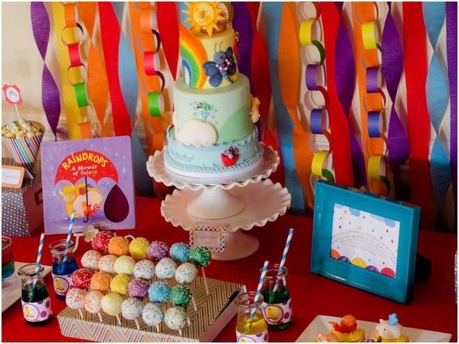 Rainbow Kid Parties