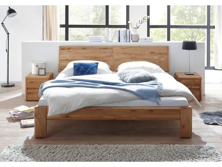 Bett In Uberlange Verona 160x220 Cm Breite 167 Cm Farbe Natur