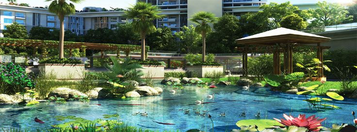 Experion Windchants is the brand new creation of well-known realty developer the Experion Group Located in Sector 112  Gurgaon. Experion Windchants Gurgaon offers healthy and green living. It includes 2 BHK - 5 BHK Apartements
