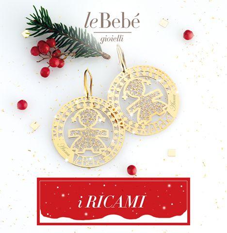 E' ancora tempo di doni... http://www.gioielleriagigante.it/categoria-prodotto/gioielli-donna/le-bebe/