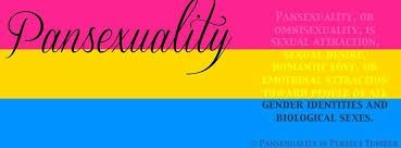 polyamorous pansexual and proud