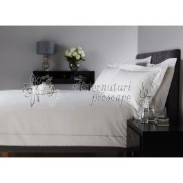 Behrens Hotel Collection SingleRow - lenjerie de pat de lux 2 persoane