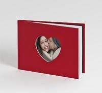 Personalised A4 Love Heart Book £27.99 from Photobox