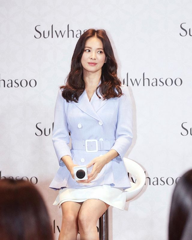 sulwhasoo official diễn vien ao khoac
