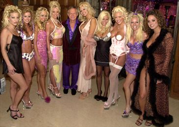 Playboy Mansion New Year's Eve Party