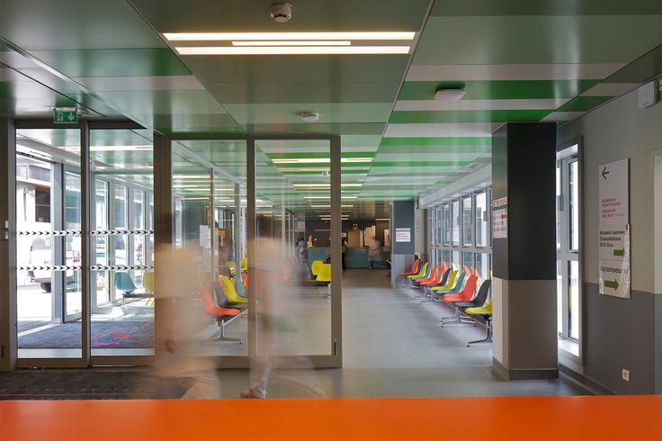 Neker Enfants Malades Hospital,© Philippe Ruault