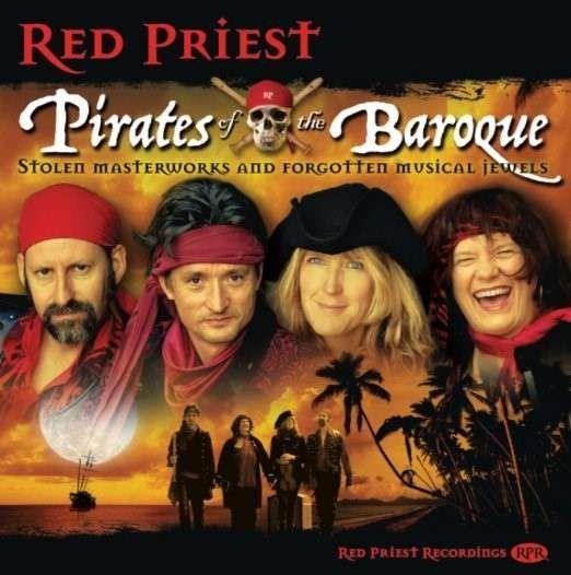 Kansikuva Pirates of the baroque