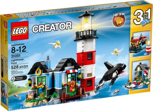 31051 LEGO LEGO Creator Lighthouse Point