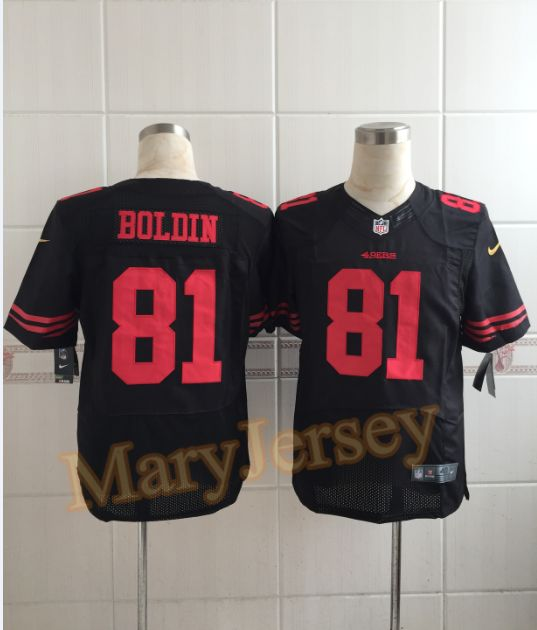 8569aee965a ... czech san francisco 49ers 23 reggie bush black jersey black alternate  men stitched nfl elite jersey