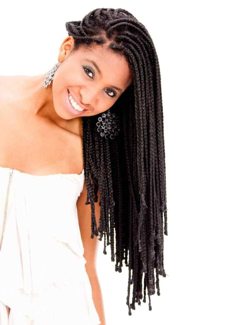 Single Box Braids Hairstyles Gallery-20 Ideas on Our Radar. Extra Long Braids Want a dramatic, nevertheless trendy look? select super long single braids.