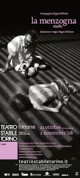 """#Compagnia Pippo #Delbono -  """" La #Menzogna """"  #Teatro #Torino #Oriente #arte"""