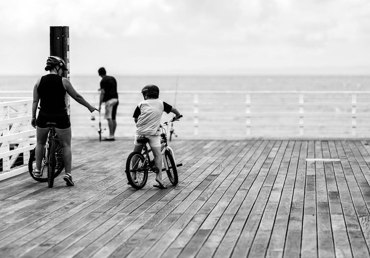 End of the pier. | by SteveGreaves