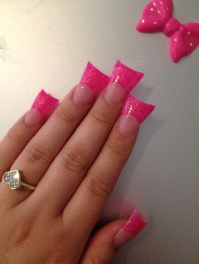 Flare Nails By Sactown Nails And Sactown Nail Spa: 25+ Best Ideas About Flare Nails On Pinterest