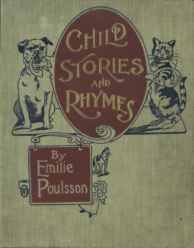 Emilie Poulsson Child Stories And Rhymes