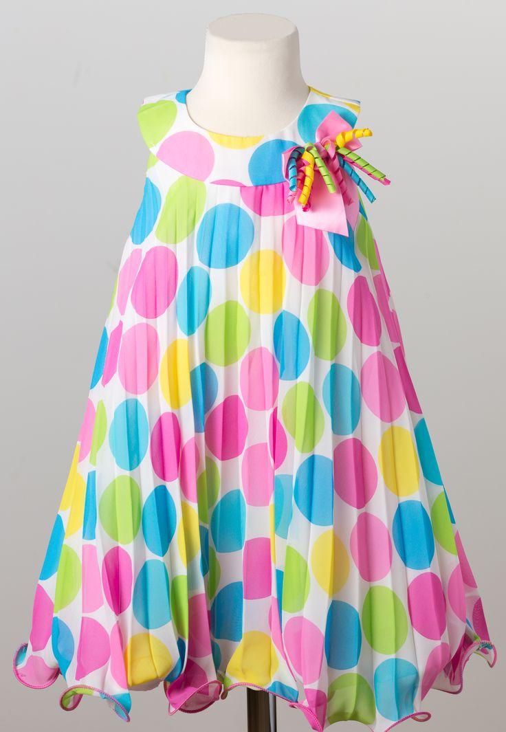 Babykleid Dotty!  Gefunden auf Dreamdress.at! #mädchen, #mädchenkleid, #baby, #babykleid, #babymode, #babyfashion, #girl, #girlsfashion, #dress