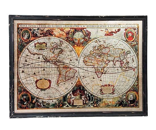 M s de 25 ideas incre bles sobre cuadro mapamundi en for Mesa cristal mapamundi