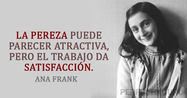Ana Franknació el 12 de junio de 1929 en Francfort, Alemania.Fue una niña judía alemana, mundialmente conocida gracias al Diario de Ana Frank, la edición en forma de libro de su diario íntimo, donde dejó constancia de los casi dos años y medio que pasó ocultándose, con su familia y cuatro personas más, de los …