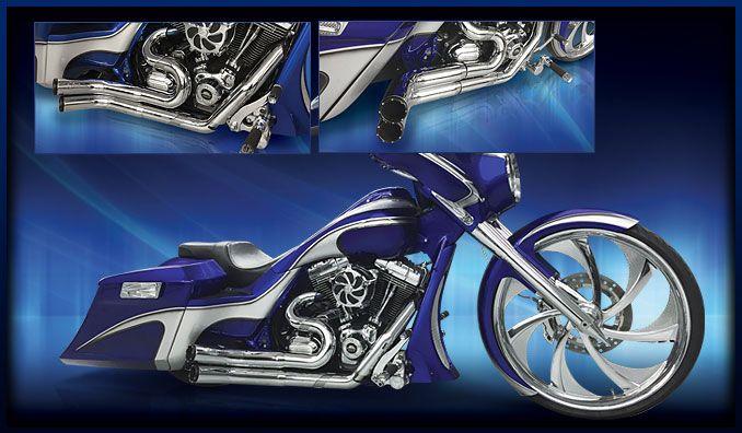 Motorcycle Exhaust Hellbenders