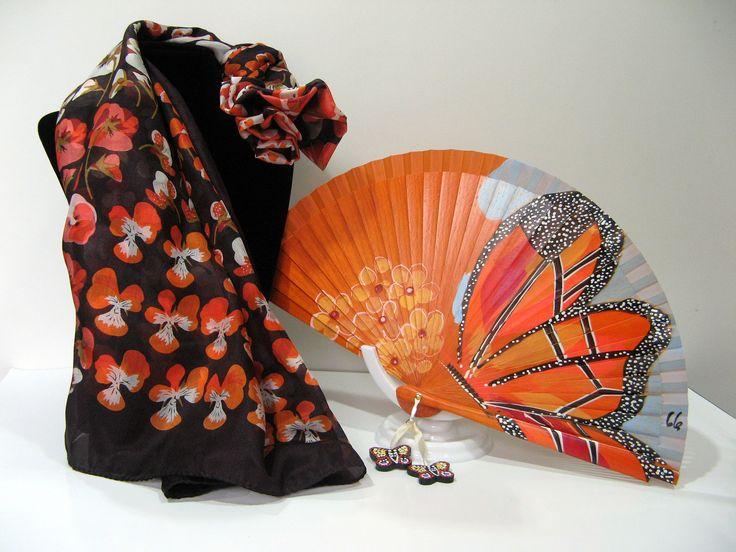 Un Soplo De Buena Suerte Con Las Mariposas De Este Precioso