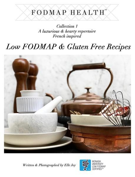 FODMAP Health, Low FODMAP recipes, Gluten free recipes, lactose free, fructose free, wheat free, dairy free food, low fodmap diet