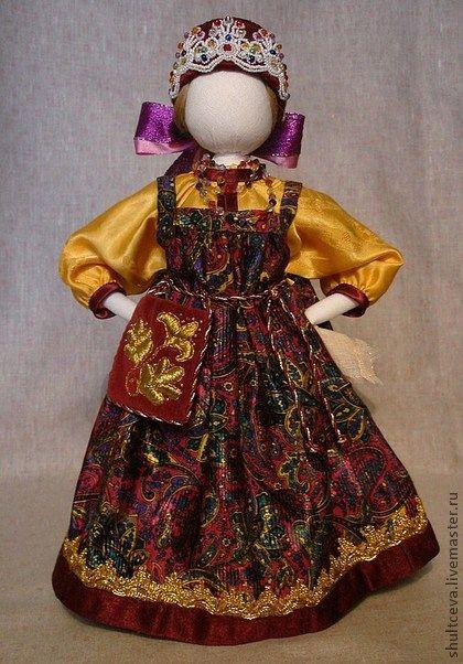 """Традиционная кукла """"Любаша"""" - традиционная кукла,коллекционная кукла,авторская кукла"""