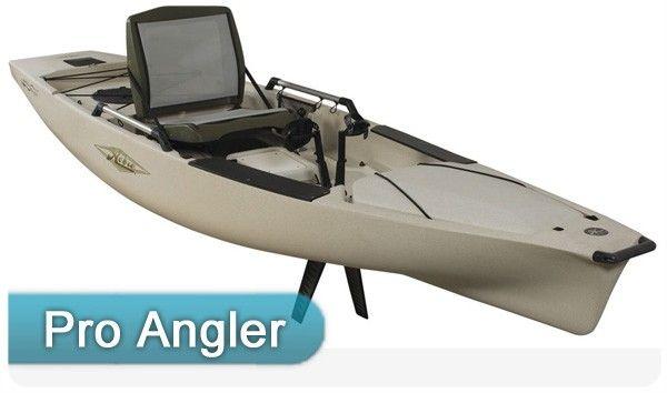 Hobie Kayak Mirage Pro Angler 14 Single 13'