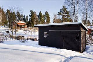 Woodshed storage