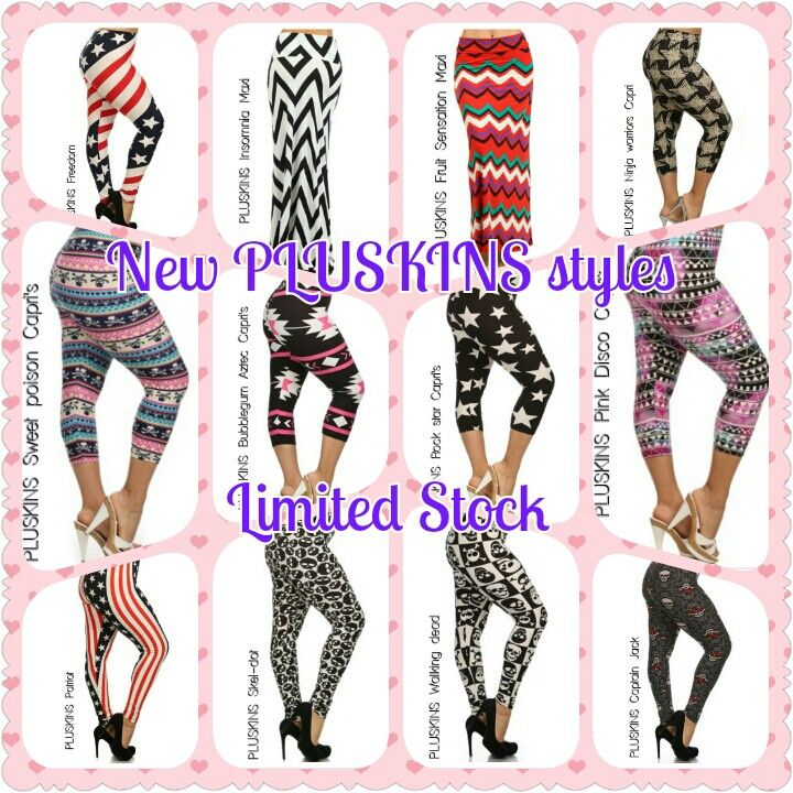Our new PLUSKINS styles which just came out last week. Limited stock.  Available for purchase now on http://mybuskins.com/#MoniqueToru affiliate referred Monique Toru