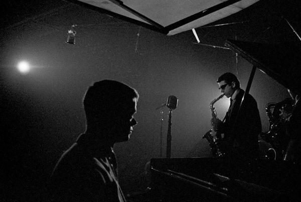 """Ryszard Horowitz """"All That Jazz"""" - Andrzej Trzaskawski, Tomasz Karolak"""