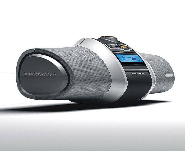X2 Audio Player (2005) by Haishan Deng at Coroflot.com