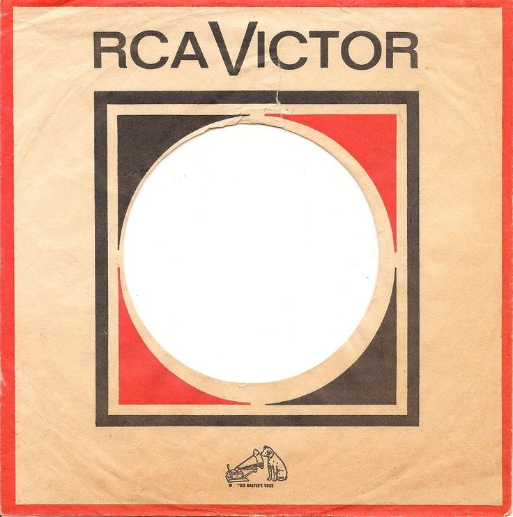 RCA Victor 45 sleeve