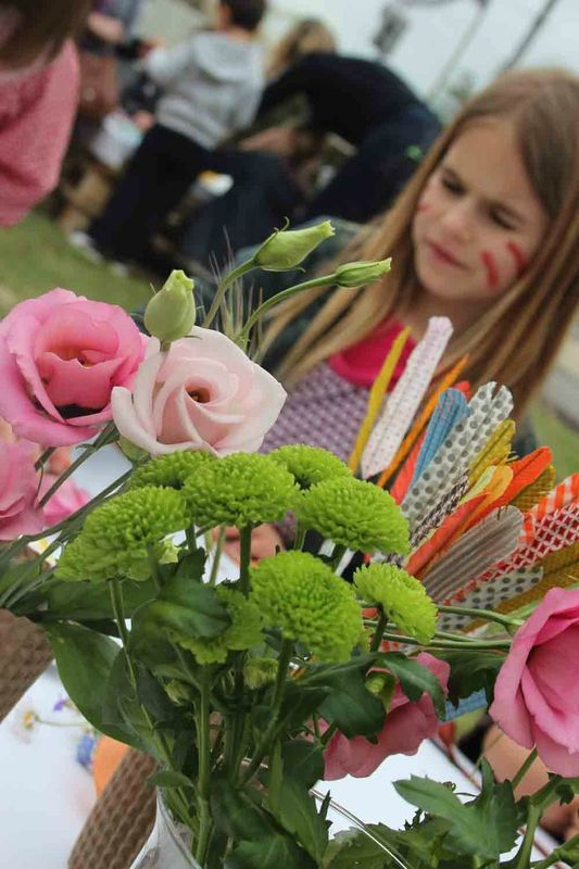 Crédit Photo DecoAvenue   Kids Garden party Pinterest Deco avenue AnoukAutier http://www.anoukautiercreatricedemotions.com/