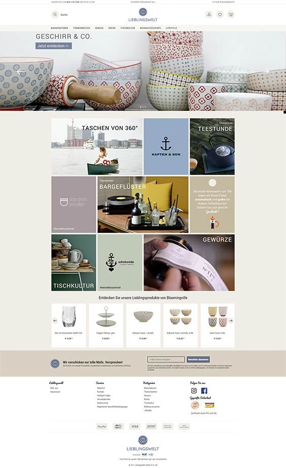 Shopware Design, Shopware Theme, Shopware Shop, eCommerce, eCommerce Software, eCommerce platform, Onlineshop, Interior Design, Decoration