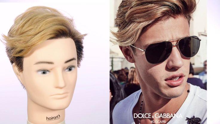 Cameron Dallas Dolce & Gabbana Hair - TheSalonGuy