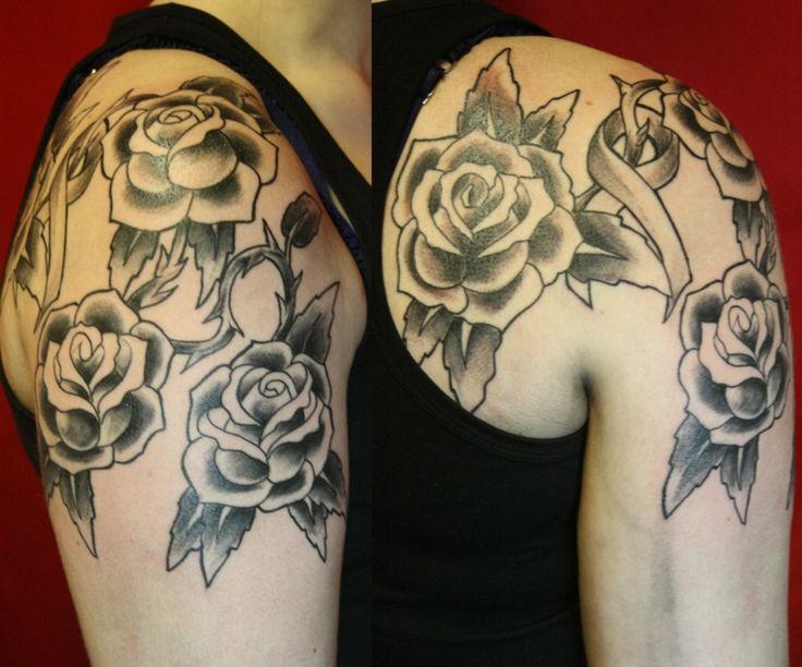 tatuajes media manga para hombres y mujeres