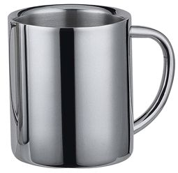 Double walled stainless steel means your coffee will stay warmer longer!  #eFlasks #coffee #stayswarm #mornings