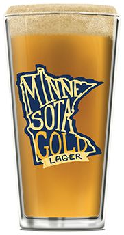 Minnesota Gold Lager Now available from Third Street Brewhouse in Cold Spring, MN!