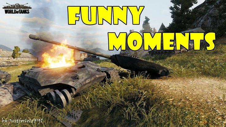 World of Tanks - Funny Moments | Week 1 November 2017