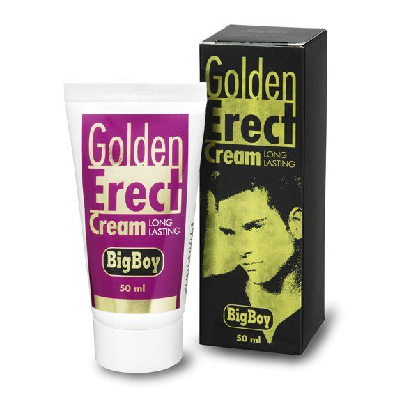 For a bigger penis try Big Boy Golden Erect Cream.The erectile tissue in your penis fills up more easily. As a result the penis becomes thicker and longer. The cream also helps you maintain an erection longer.50 ml
