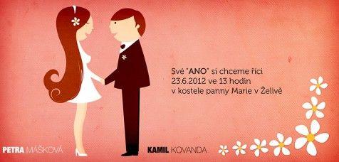 Svatební oznámení 33