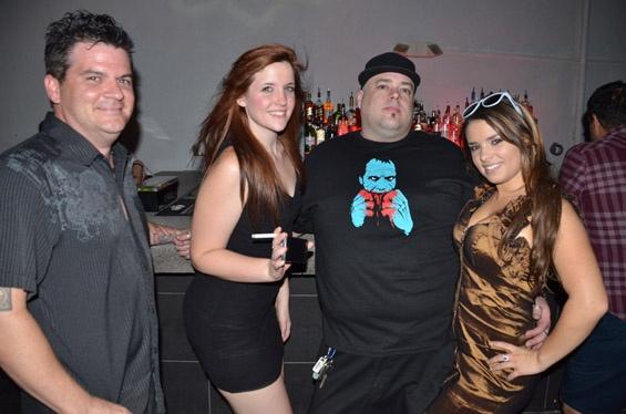 The Scenario at Bar Smith and DJ Mendez's Birthday Bash - Phoenix New Times