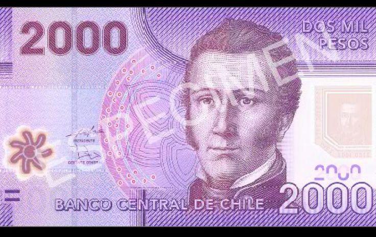 (Fotos) ¡Todo calza! El billete de $2.000 chilenos podría tener un símbolo masón – Publimetro