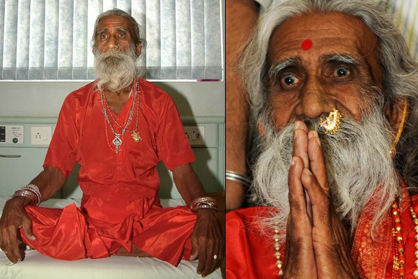 The Curious Case of Prahlad Jani - Man claims to have had no food or drink for 70 years