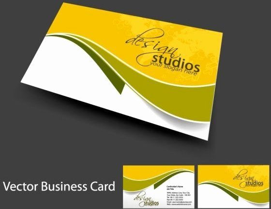 Business Card Template Vector Inspirational Visiting Card Design Sample In Coreldraw Vertical Business Card Design Vector Business Card Business Card Set