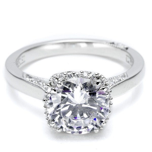 Diamond Tacori Bands: 12 Best Tacori Complete Engagement Ring Collection Images