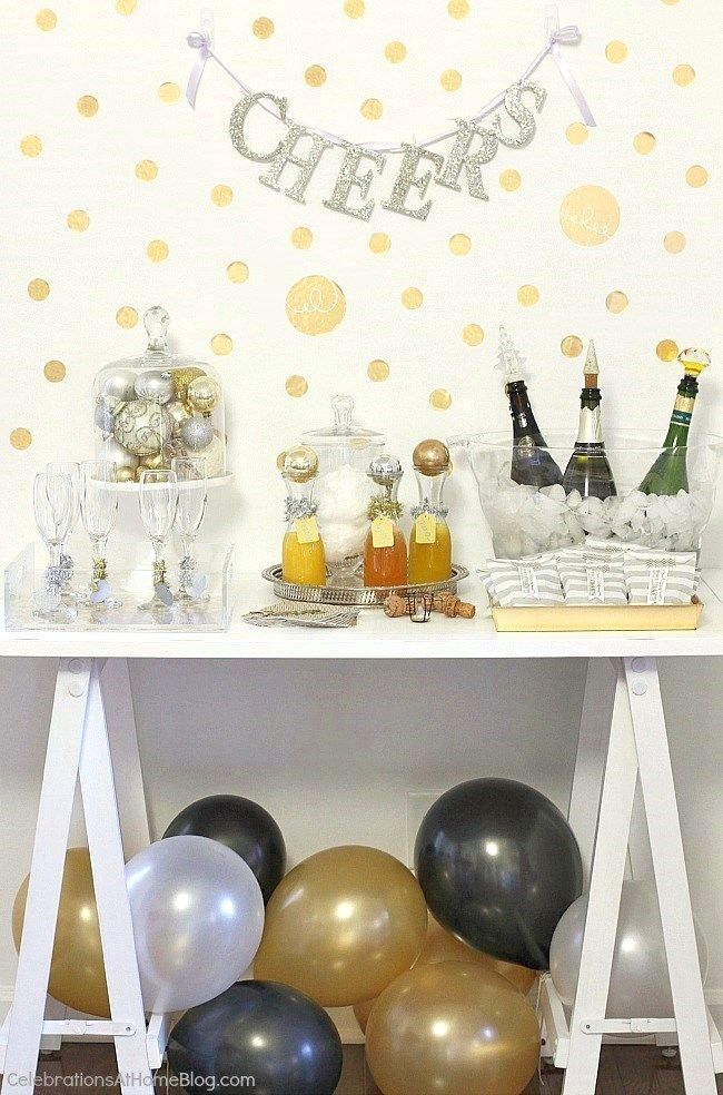 191 best New Year\'s Eve with JOANN images on Pinterest | New years ...