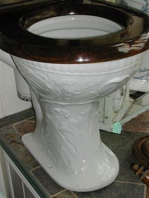 fowler ware toilet how to fix
