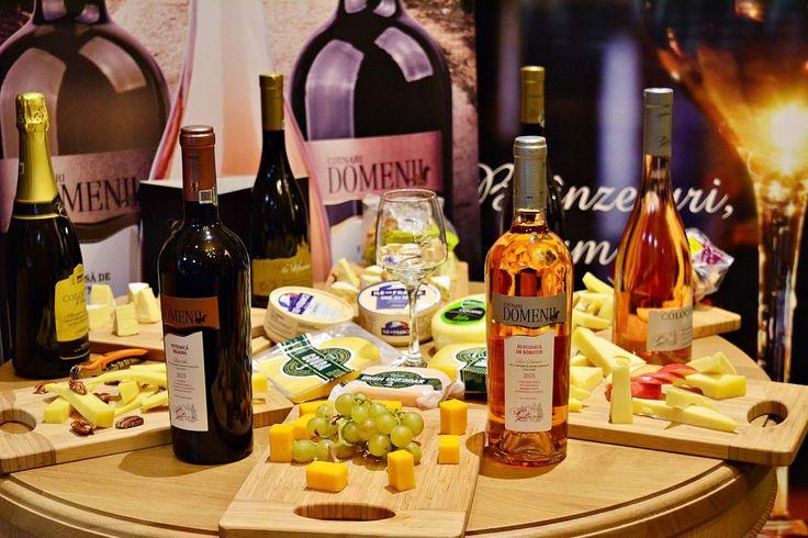 Degustare de vin: Casa de vinuri Cotnari și Delaco la Restaurant Excelsior Craiova