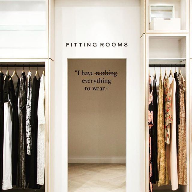 "RENT THE RUNWAY, Manhattan, New York, ""Apperal Showroom"", photo by Alu Mind, pinned by Ton van der Veer"