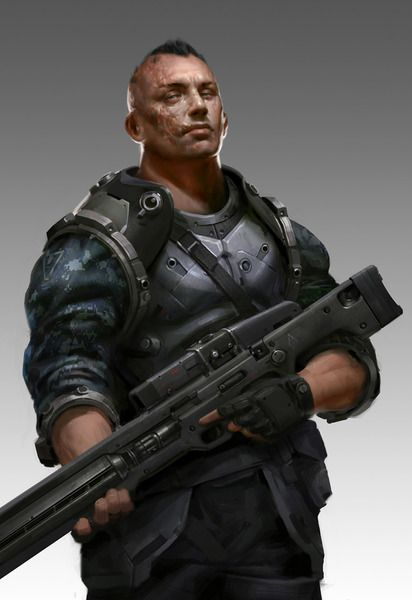 Independent class, Mercenary specialty.